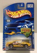 Hot Wheels 2002 Collector #230 Oldsmobile Aurora Die-Cast Car Mattel 1:64 Nos