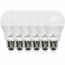 Great Eagle 100W Replacement A19 LED bulb, 5000K/Daylight,1500 Lumens (4, 6-pk)