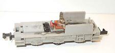 Fleischmann Spur N für 7969 Schienenreinigungslok ELB - komplettes Untergestell