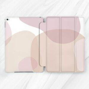 Pink Beige Abstract Bubble Case For iPad 10.2 Air 3 Pro 9.7 10.5 11 12.9 Mini