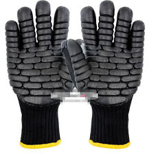 New Anti Vibration Glove Working Gloves Shock Absorbing Gloves Impact Resistant