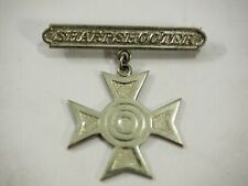 Early U.S.Marine Corps Rifle Sharpshooter Qualifications Badge Pin