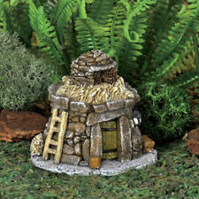 Miniature Dollhouse Fairy Garden - Micro Mini Troll Hut - Accessories