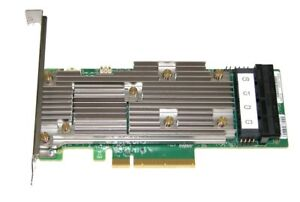 Dell 42PDX Megaraid 9460-16i 12GBs SAS/SATA/NVMe Tri-mode Pcie Raid Controller
