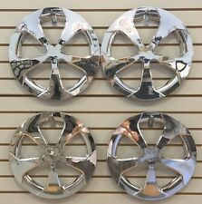 "NEW 2010-2015 Toyota PRIUS 15"" 5-spoke CHROME Hubcap Wheelcover SET of 4"