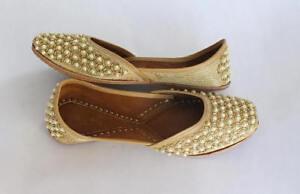 punjabi jutti indian khussa shoes wedding shoes ethnic shoes mojari gold shoes