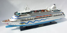 "Aidavita Cruise Ship Model 32"" - Handmade Wooden Ship Model New"