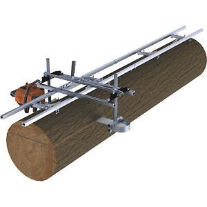 Granberg EZ Rail Sawmill Guide System - 10Ft 4 Crossbar Kits, Model# G1010