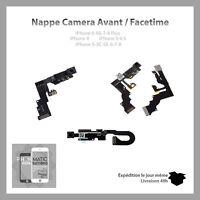 NAPPE CAMERA AVANT FACETIME CAPTEUR PROXI IPHONE 5/5S/5C 6/6/SE/6S/6S/7/7/8/8+/X