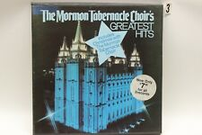 The Mormon Tabernacle Choir's Greatest Hits (with Christmas LP) 3 LP Set