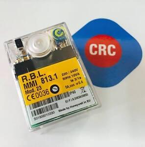APPARECCHIATURA MMI 813 RICAMBIO CALDAIE ORIGINALE RIELLO CODICE:CRC3012157