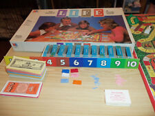 THE GAME OF LIFE BOARD GAME - MILTON BRADLEY  - VINTAGE 1979