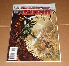 Green Arrow #11 Justiniano Variant Edition 1st Print JLA Brightest Day