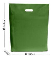 Útiles verdes sin marca para pintar