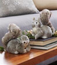 Sisal Squirrels - Set of 2