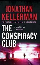 The Conspiracy Club by Jonathan Kellerman by (Paperback) New