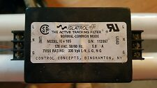 Islatrol IC+105 AC power filter with active tracking