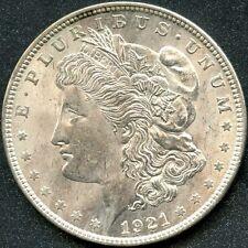 1921 (CH BU) $1 SILVER MORGAN DOLLAR