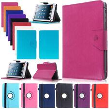 Folio De Cuero Soporte Funda Cubierta Universal Para Amazon Kindle Fire 7 pulgadas Tablet PC