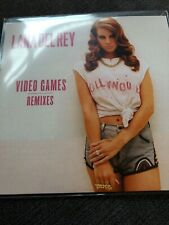 Lana Del Rey - Video Games  - Rare 9 Remix Universal Records Cd Promo