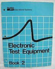 Electronic Test Equipment by Heathkit Educational Systems