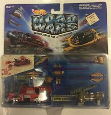 1994 HOT WHEELS ROAD WARS THE EXTINGUISHER. New