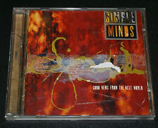 Simple Minds - Good News From the Next World - U.S. PROMO cd - RARE!OUT OF PRINT
