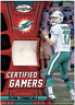 2018 Certified Gamers Jerseys Mirror Red RYAN TANNEHILL Jersey #/99 - DOLPHINS