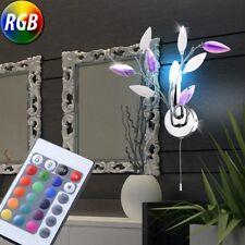 Led Rvb Lumière Murale Clients Chambre Variateur Éclairage Spot Mauve