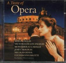 Various Opera(CD Album)A Taste Of Opera-VG
