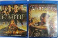 Pompeii - Immortals (Blu-ray)