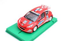"Avant Slot Peugeot 207 S2000 IRC ""Rallye Azores"" #3   1:32 Slot Car"