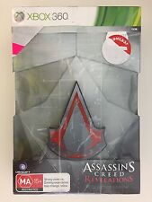 ASSASSIN'S CREED REVELATIONS COLLECTOR'S EDITION XBOX 360 XBOX360 GAME *SEALED*