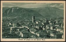 AX0465 Bassano del Grappa (VI) - Panorama - Cartolina postale - Postcard
