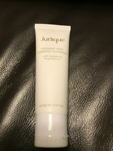 Jurlique Radiant Skin Foaming Cleanser With Rosa Gallica 20g New