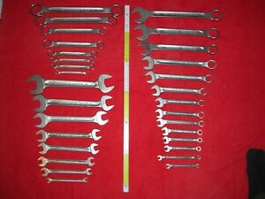 Stahlwille Konvolut Ring-Schlüssel Maul-Gabel-Schlüssel Open Box 13 Motor 10 usw