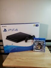 Brand New Ps4 1TB Bundle With Game Snow Runner