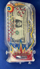Bilz Pinball Gift Card / Money/ Checks Holder Game Puzzle Brainteaser