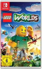 LEGO Worlds (Nintendo Switch, 2017)