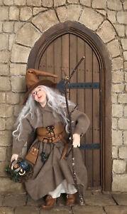 12th scale Artisan Tudor Hag by Rycote Miniatures.