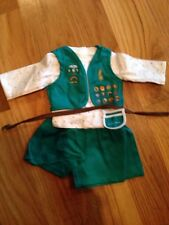 American Girl Doll Girl Scout Uniform New