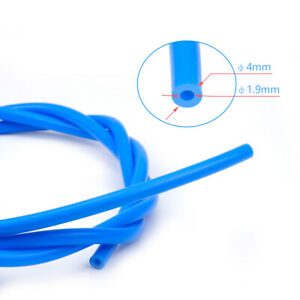 1m 3D Printer PTFE Bowden Tube 1.75mm Filament ID 1.9m/OD 4mm for Ender 3/CR-10
