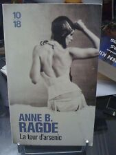 La tour d'arsenic - Anne Ragde