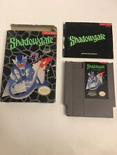 Shadowgate (Nintendo Entertainment System, 1989)