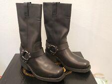 SIZE 8.5 Harley-Davidson HUSTIN Pull-On Harness Women's Boots Style# 85354 NIB!