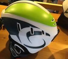 Supair Pilot, der super leichte Helm zum Gleitschirmfliegen, Farbe: Petrol/Green