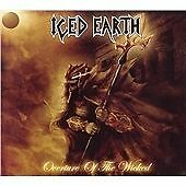 ICED EARTH Overture of the Wicked CD NEW, FREE UK SHIPPING   Heavy Metal