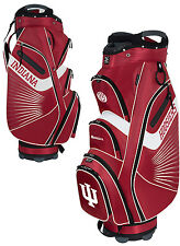 Team Effort The Bucket II Cooler NCAA Collegiate Golf Cart Bag Indiana Hoosiers
