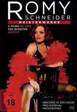 Romy Schneider | Erotik Meisterwerke | Klassiker | Tiro Infernal | [FSK18] DVD