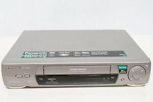 Panasonic NV-HD640 VHS HiFi NICAM Video Cassette Player Recorder - 250